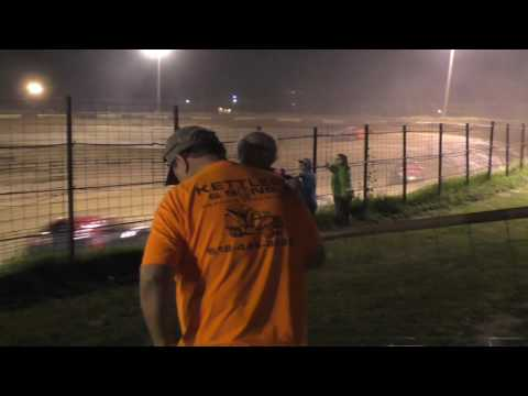 080616 Fayette County Speedway Pro 4 Feature