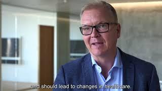 Björn Gustafsson about Copenhagen Health Science Partners