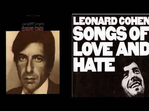 Leonard Cohen Full Album Songs Of Love Hate 1967