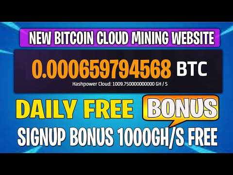 Review | New Free Bitcoin Mining Website 2020 | High Paying Bitcoin Mining | Free BTC | Mazions