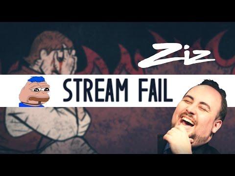 zizSleeper - Ziz falls asleep in a map