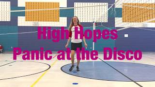 High Hopes - Panic at the Disco - Kids Easy Dance Fitness
