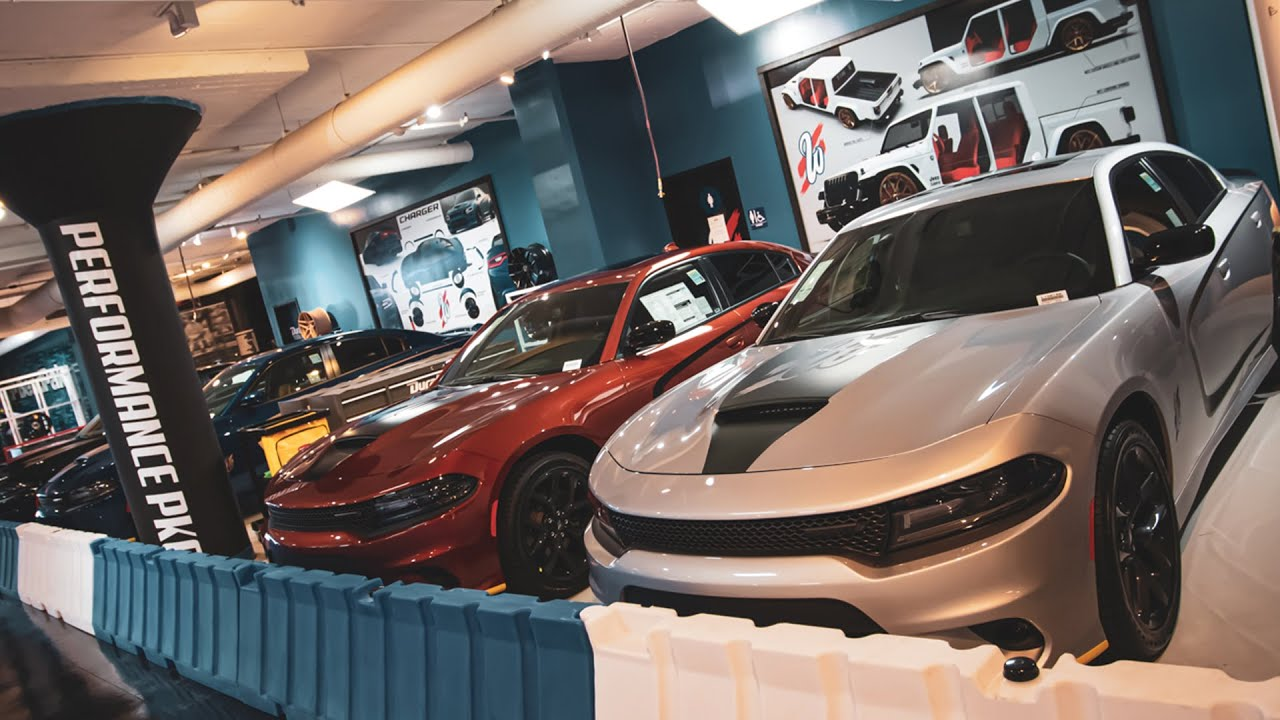 Our First Dealership Location | West Coast Customs
