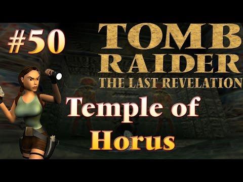 Tomb Raider IV The Last Revelation: #50 - Temple of Horus