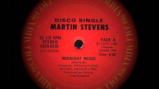 Martin Stevens - Midnight Music