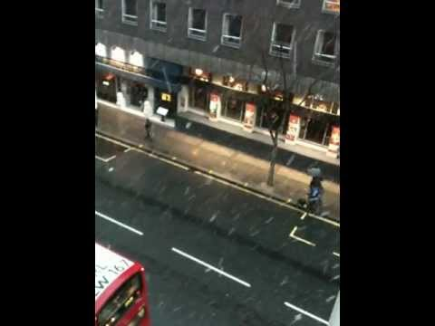 Weather in London on 13 March 2013