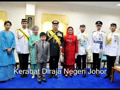 Lagu Rakyat Johor - Zapin Ya Salam.wmv
