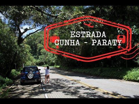 Estrada Cunha Paraty