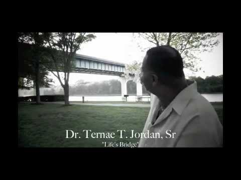 "Dr. Ternae Jordan Sr  ""Seeing Beyond Sight"" (Life"
