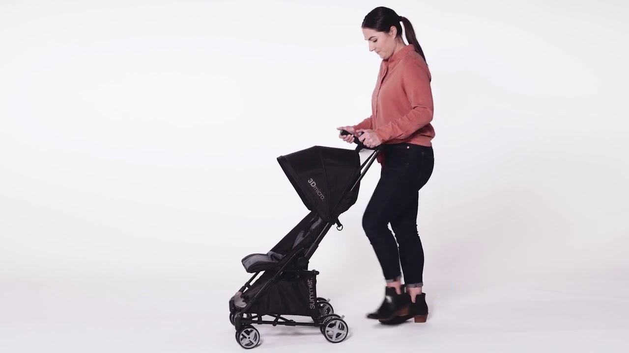 3Dmicro Compact Stroller - Tutorial