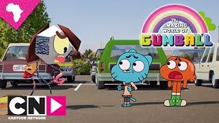 Gumball | Cartoon Network Dr Kurtarıcı | Şaşırtıcı Dünya