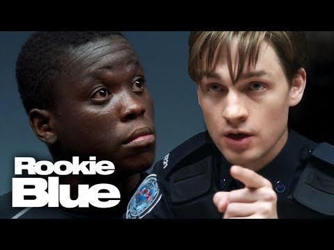 The Rookies Meet The Guardian | Rookie Blue