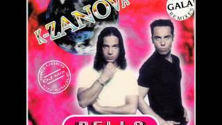 K-Zanova - Bella (Gala Mosso radio edit)