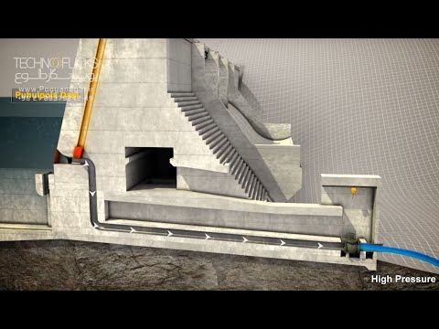 Sri Lanka Uma Oya Water and Energy Project_3D Animation_Part1