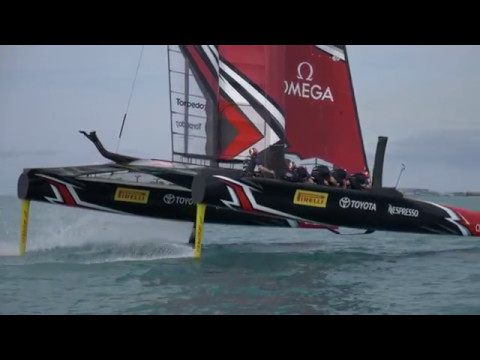 Pirelli onboard with Emirates Team New Zealand