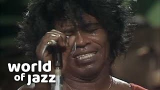 James Brown - It's A Man's Man's Man's World - Live - 11 July 1981 • World of Jazz