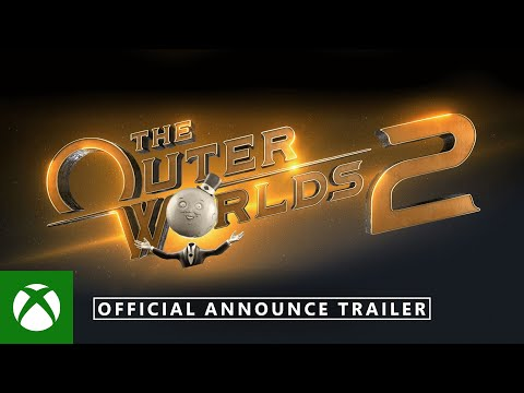The Outer Worlds 2 - Official Announce Trailer - Xbox & Bethesda Games Showcase 2021