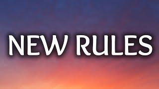 Download Dua Lipa ‒ New Rules (Lyrics) 🎤