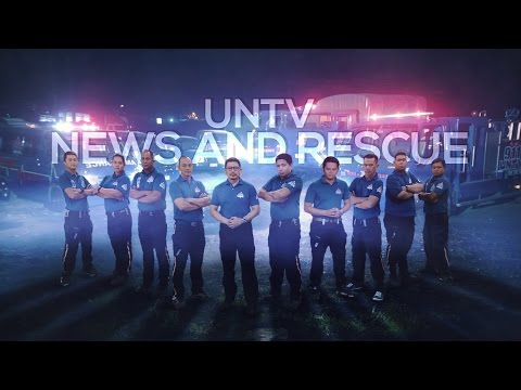 UNTV News and Rescue   Saving lives isn't just a duty for us but a lifetime commitment