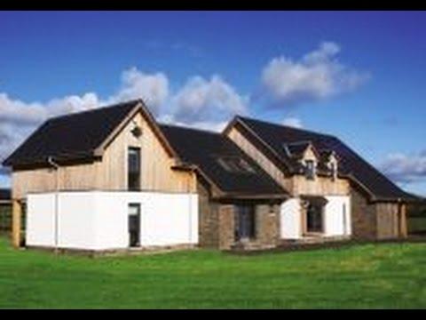 Larchwood - A new Family House, Scottish Borders