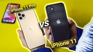 iPhone 11 vs iPhone 11 Pro ⚡️ Którego Kupić? | Porównanie
