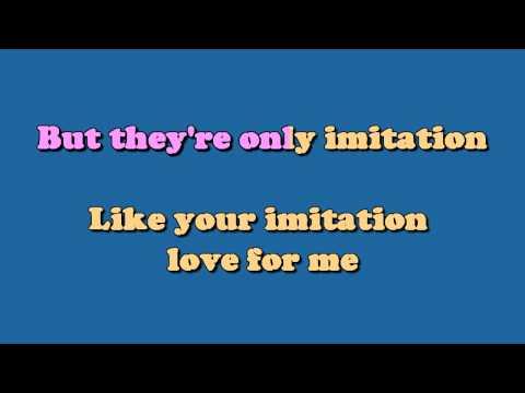 Marie Osmond  Paper Roses Karaoke Instrumental