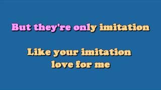 Marie Osmond - Paper Roses Karaoke Instrumental