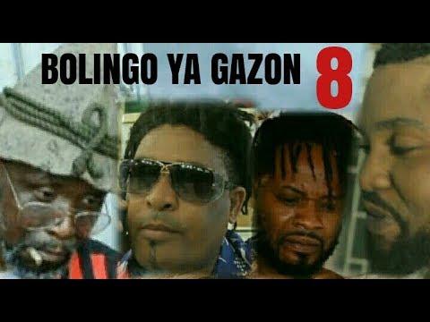 Nouveauté Théâtre Congolais BOLINGA YA GAZON Vol  8 et FIN avec Sundiata, Moseka, Batista etc