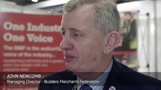 interview with martin newcomb at bmf ecobuild 2017