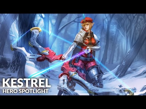 Kestrel Hero Spotlight