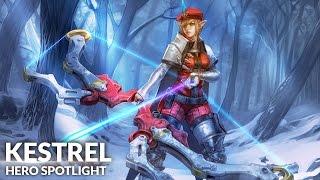 Kestrel Hero Spotlight
