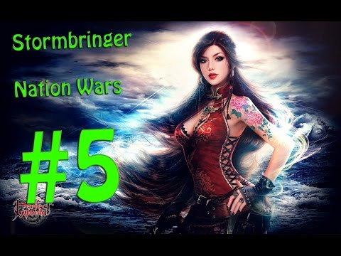 PWI - R9 Stormbringer Nation Wars 6/26/15 #5