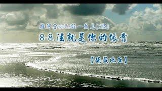 雜阿含0023經-我見(2版)8-8.法就是你的依靠[德藏比丘]