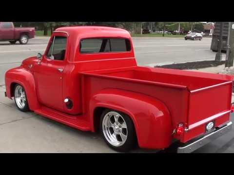 1955 Ford F100 Pickup 45 900 00 Youtube