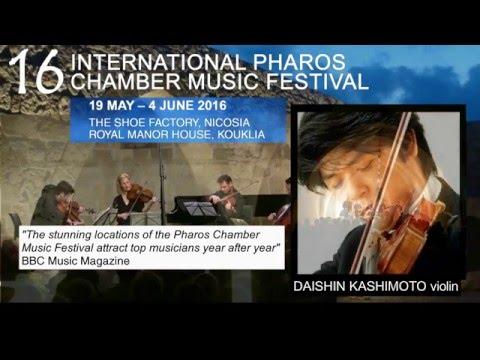16th International Pharos Chamber Music Festival - promo video