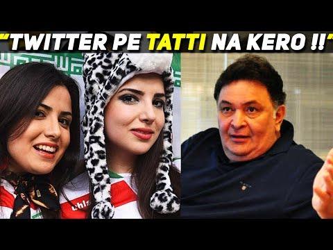 Pakistan Fans CRUSH Rishi Kapoor Over Pakistan Vs India Match Tweet