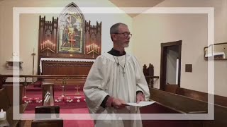 St James Episcopal Wednesday Lenten Noonday Service Feb 24