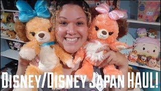Disney Store & Disney Store JAPAN HAUL!!!