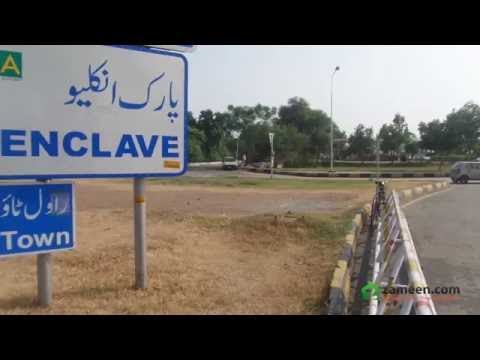 RESIDENTIAL PLOT AVAILABLE FOR SALE IN PARK ENCLAVE CDA ISLAMABAD