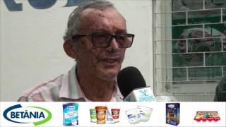 Antônio Oliveira fala dos procedimentos da Campanha de Vacinação da Febre Aftosa