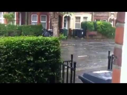 June weather in London 2013