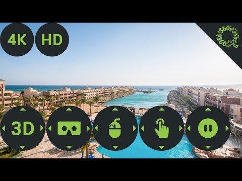 3D Hotel Sunny Days El Palacio Resort & Spa. Egypt, Hurghada / 2017 Project 360Q