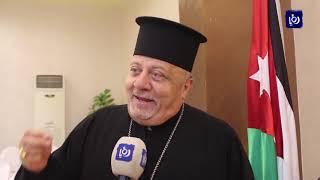 إفطار جماعي يضم المسلمين والمسيحيين في عجلون (21-5-2019)