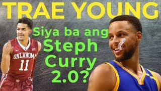 Trae Young: Stephen Curry Nga Ba ang Laruan or Better?