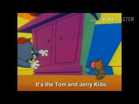 Tom & Jerry Kids Intro Song Lyric