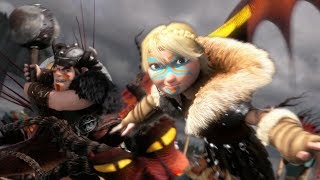 "HOW TO TRAIN YOUR DRAGON 2 - ""Dragon Races"" Featurette"