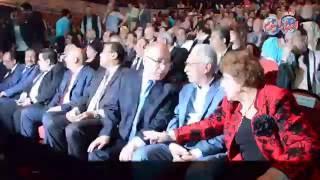 حفل افتتاح مهرجان المسرح القومي دورة الراحل نور الشريف