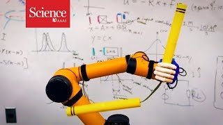 Watch this robot use nunchucks, after learning like a human student would