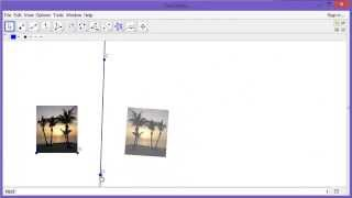 Resizing, Reflecting and Distorting a Picture - Part 1