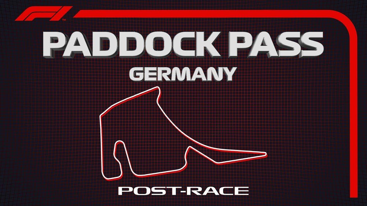 F1 Paddock Pass | Post-Race At The 2019 German Grand Prix